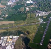 Baldonnell Airfield in Dublin