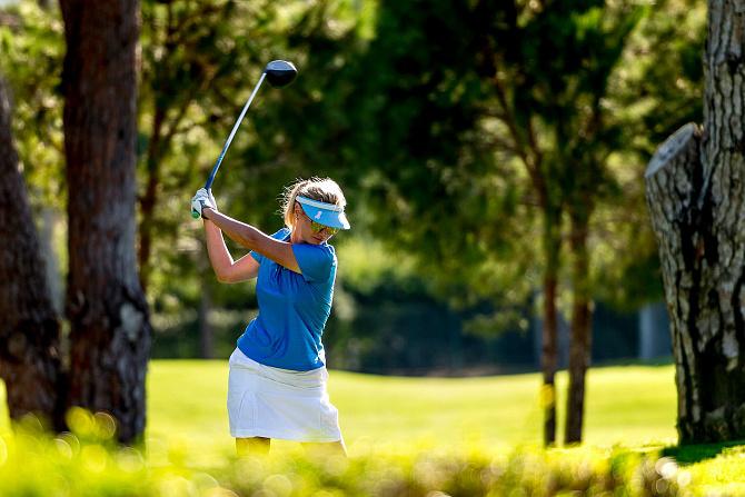 Natalia Pavlova about the Pestovo International Cup 2017 on the golf courses of Turkey
