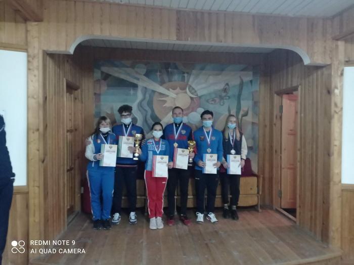 Triumphant performance of Samara athletes at the Russian Mini-Golf Championship